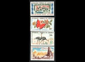 Kamerun: 1962, Tourismus (auch Tiere)