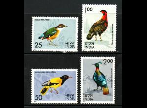 Indien: 1975, Vögel
