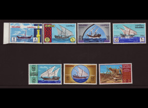 Kuwait: 1970, Schiffe