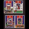 Nordkorea: 1979, Blocksatz Jahr des Kindes (Spielende Kinder)