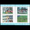 Argentinien: 1986, Kleinbogensatz Fußball-WM Mexiko (auch Maradona)
