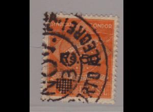 Brasilien - Flugpost Condor: Ausgabe der Privatfluggesellschaft Condor: 1930, Überdruckausgabe Rs 50 auf 700 R (Einzelstück)