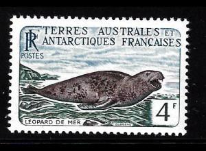 TAAF: 1960, Seeleopard (Einzelstück)