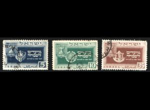 Israel: 1949, Neujahrsfest