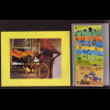 Grenada / Grenadinen: 1979, Walt-Disney-Figuren (Jahr des Kindes, Satz und Blockausgabe)