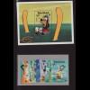 Turks- und Caicos-Inseln: 1979, Walt-Disney-Figuren (Jahr des Kindes, Satz und Blockausgabe)