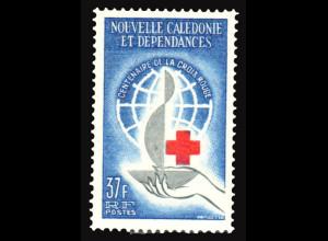 Neukaledonien: 1963, 100 Jahre Rotes Kreuz