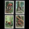 Kongo / Zaire: 1984, Okapi (WWF-Ausgabe)