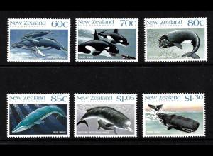 Neuseeland: 1988, Wale