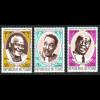 Tschad: 1971, Jazzmusiker