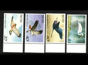 Nevis: 1985, Vögel