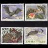 Sambia: 1989, Fledermäuse