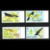 Monserrat: 1992, Montserrat-Truial (Vögel)