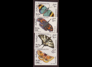 Somalia: 1993, Schmetterlinge