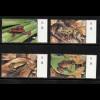 Seychellen: 2003, Seychellenfrösche (WWF-Ausgabe)