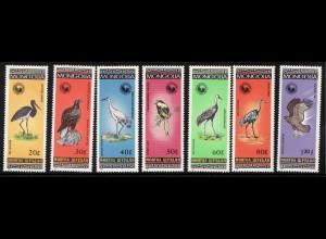Mongolei: 1985, Vögel