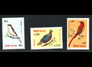 Nepal: 1979, Vögel