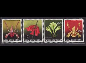 Papua Neuguinea: 1969, Orchideen