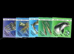 Sowjetunion: 1991, Tiere des Schwarzen Meeres