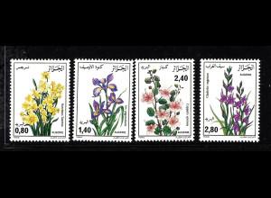 Algerien: 1986, Blumen