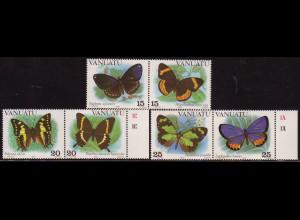Vanuatu: 1983, Schmetterlinge