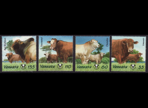 Vanuatu: 2003, Rinderzucht