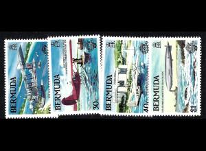 Bermuda: 1983, 200 Jahre Luftfahrt