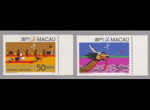 Macau: 1987, Drachenbootfest