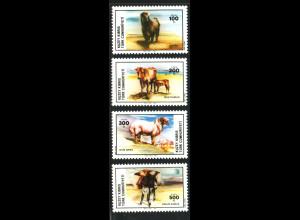 Türkisch-Zypern: 1985, Haustiere