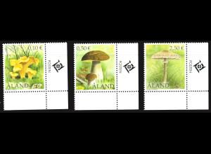 Alandinseln: 2003, Einheimische Pilze