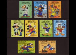 Grenada / Grenadinen: 1979, Walt-Disney-Figuren (Jahr des Kindes)