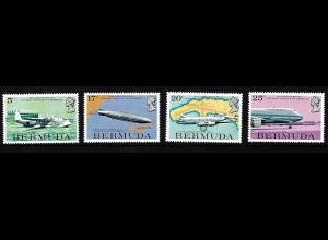 Bermuda-Inseln: 1975, Flugzeuge