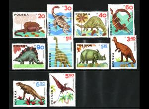 Polen: 1965, Prähistorische Tiere