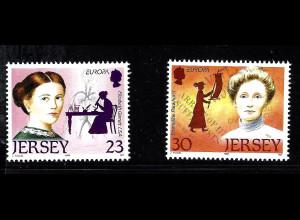 Jersey: 1996, Europa-Cept (Berühmte Frauen)