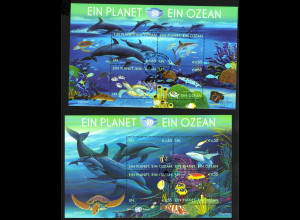 UNO-Wien: 2010, Blockpaar Ein Planet, ein Ozean