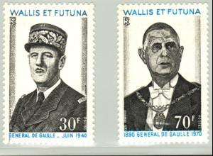 Wallis- und Futuna-Inseln: 1971, Charles de Gaulle