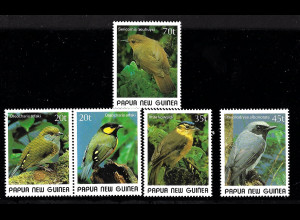 Papua Neuguniea: 1989, Vögel