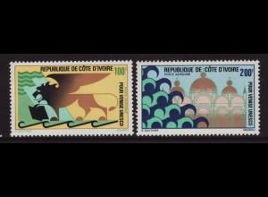 Elfenbeinküste: 1972, Rettet Venedig