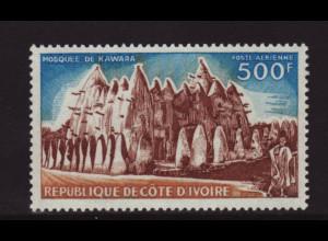 Elfenbeinküste: 1972, Moschee von Kawara