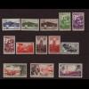 Komoren: 1950, Freimarken Einheimische Motive