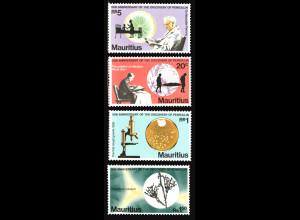 Mauritius: 1978, Entdeckung des Penicillins