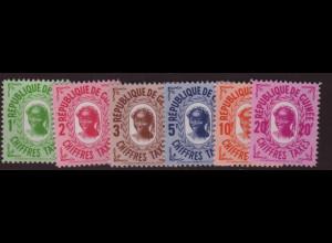 Guinea: 1959, Portomarken: Guineer