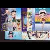 """Guyana: 2000, Comicfigur """"Betty Boop"""" (14 von 22 Blockausgaben, M€ 98,-)"""