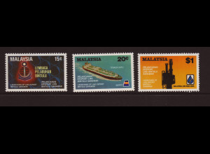 Malaysia: 1983, Gasexport