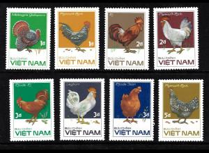 Vietnam: 1986, Geflügel