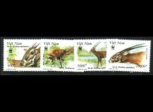 Vietnam: 2000, Saola-Antilope (WWF-Ausgabe)