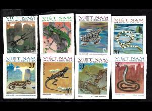 Vietnam: 1975, Reptilien (ungezähnt)