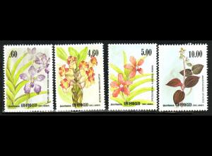 Sri Lanka: 1984, Orchideen