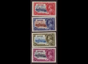 Bahamas: 1935, Omnibusausgabe Thronjubiläum von König Georg