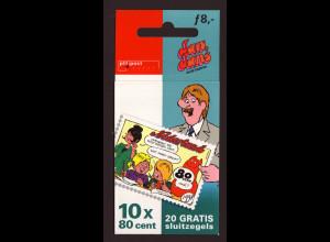Niederlande: 1998, Markenheftchen Comic